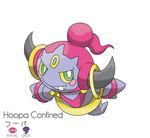 #720 -  Hoopa Confined by SaintedKnight