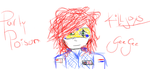 Party Poison by Art-Is-My-Weapon