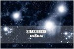Stars_brush by anaRasha