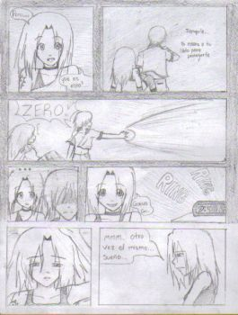 PAG 1 MG El Reencuentro by AnimiaAnime