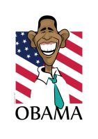Obama - Vector by funky23