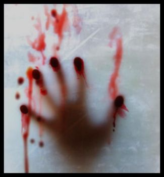 bloody hands by SilenceV