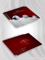 Al-Aqeel law office brochure by Roofizone