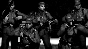 Volksgrenadier squad by Kokyal0rd