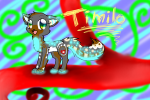 Timilo by DigiPikachuX