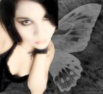 Rotted Butterfly by Nekro-Lady