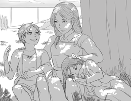 Happy Family by Nyet-iet
