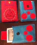 Deathly Hallows E Reader Case by nukedperogy