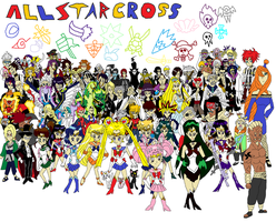 All star cross teamwork 4 by tomyucho