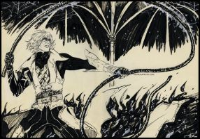Hunt the Night - Castlevania by Noiry