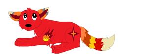 Fox Fire Custon Adopt by Ember-Flame007