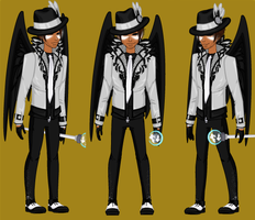 Vegas World Outfits! by jovanal