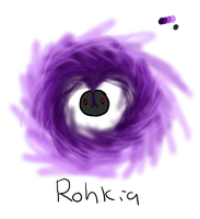 Rohkia by BlackDragonArtist