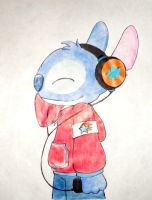 stitch music by kary22