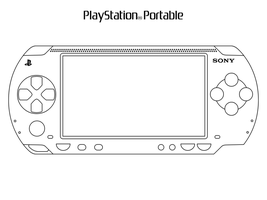 PSP by oloff3