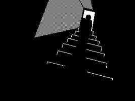 Obsess - Stairs Cutscene Animated by bassistofclosson