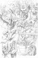 X-Men Page 2 by craigcermak
