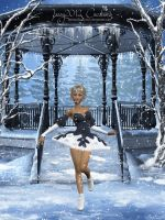 Dancing in the Snow - Animation by Jassy2012
