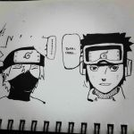 Naruto issue 691 by SafeerRAZA123
