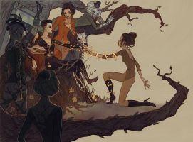 One of Us by MadLittleClown