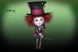 A Little Mad by Dani3D