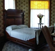 Victorian Bed by DamselStock