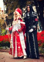 Trinity Blood by KinslayeR13