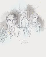 Gondolin's shadow by vampiry