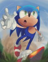 Sonic by ZeroV5