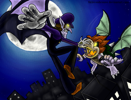 Moonlight-fight 4 bowser166 by Sklavenbrause