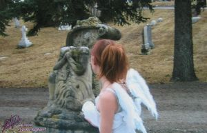 Cemetery Angel Project 19 by jokersdraw