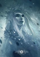 Ice Queen by Coliandre