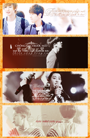 [PACK COVER] CHANBAEK # 2 by Ashleylovesel