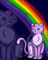 Alfred the Cosmocat by MerigoldPL