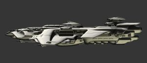 'Tzedakah' Destroyer Side View 22 by universalpainkiller