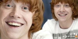 Rupert Grint by Ccloudberry