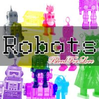 Robot Brushes by BleedForLove