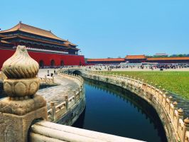 The Forbidden City .1 by demeters