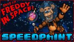 SPEEDPAINT - Freddy in Space - Pixel art Animated by GEEKsomniac
