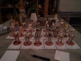 ceramic 3 class: the characters by ownerfate