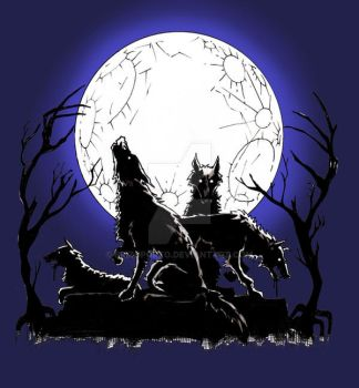 Wolves by Brizoporto