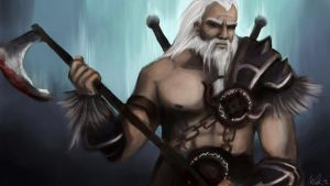 D3 - Barbarian by Minelo