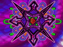 Abstract designs 2 by Gpurp