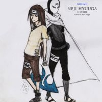 ::Rasen no Neji:: by Stray-Ink92