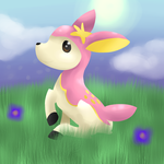 Deerling by CleverConflict