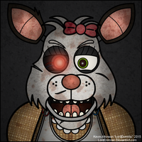 Penny Possum, Animatronic Atrocity by LordDominic