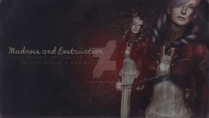 Haunting Ground Wallpaper. by Dama-Rossa