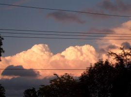 Amazing clouds by Ripplin