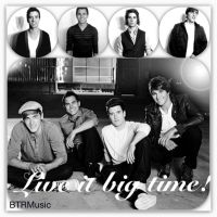 BTR white and black. by BTRMusic
