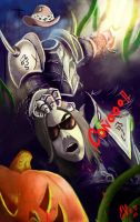 Halloween Dross by IcedEdge
